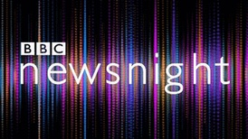 Newsnight on BBC2