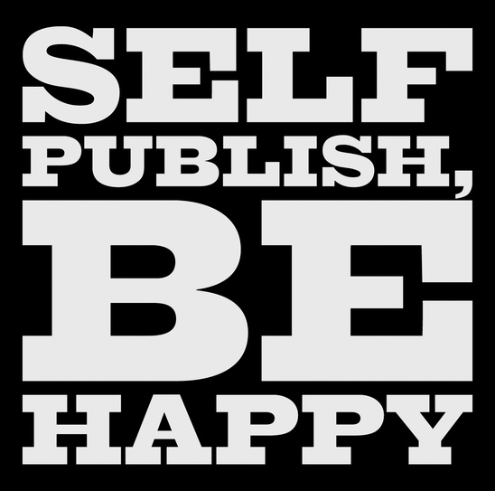 Self Publish, Be Happy