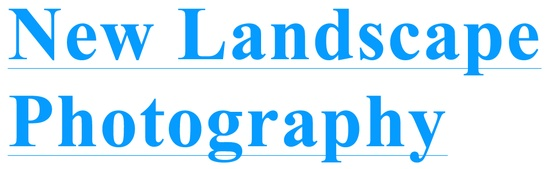 New Landscape Photography